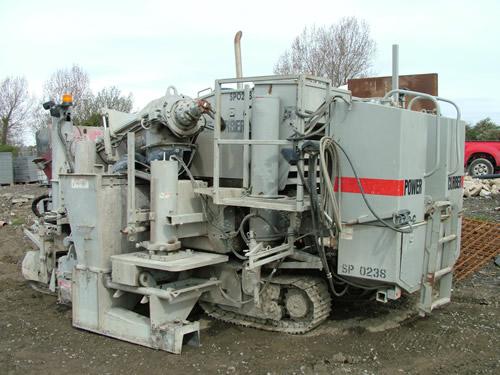 Power Slipformers Concrete Slipform Machines