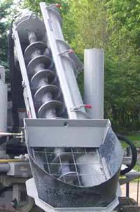 Power Curber 5700 C Slipform Paver Features